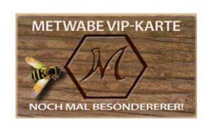 Metwabe-Shop: VIP-Programm