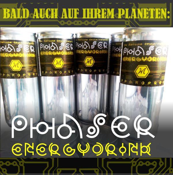 Metwabe: Phaser Energy Drink