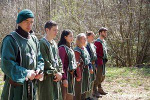 Gardistenausbildung II I [Metwabe-Botschaft] @ Teubermühle | Oberwinkl | Salzburg | Österreich
