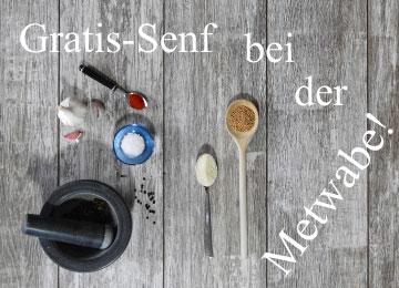 Gratis-Senf