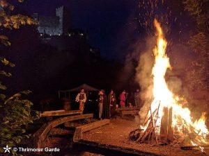 Taverne: Flammenweihe II - Das Fest Incendius' I [Metwabe-Botschaft] @ Festung Hohensalzburg | Salzburg | Salzburg | Österreich