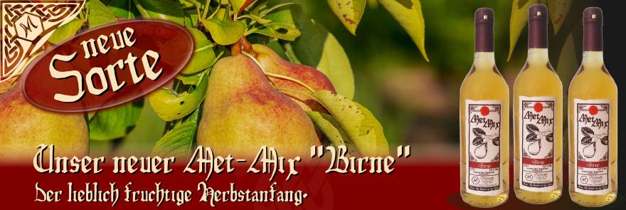 Beitrag: Met-Mix Birne