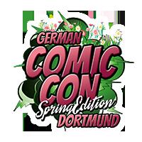 German Comic Con DORTMUND Spring @ Westfalenhallen Dortmund