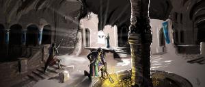 Pandoria - Rückkehr zum Kloster Noctur [Metwabe-Botschaft] @ Fort Gorgast