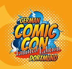 German Comic Con LTD EDITION September @ Messe Dortmund