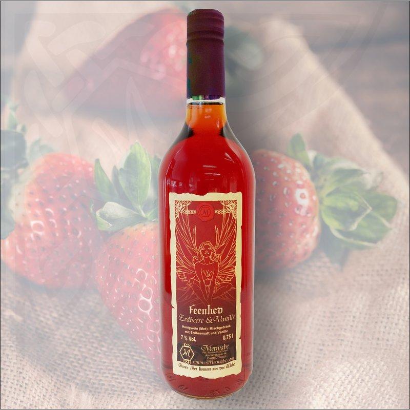 FEENLIED Erdbeere & Vanille