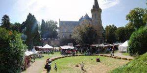 Barbarossamarkt im Sinziger Schlosspark @ Schlosspark Sinzig