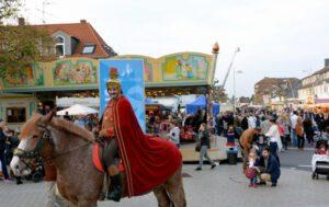 Martinsmarkt MONHEIM @ Monheim am Rhein - Innenstadt